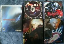 Devil May Cry 4 Collector's Edition (Sony PlayStation 3, 2008)
