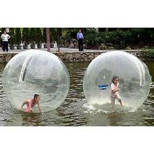 2M  Zorb Walk Water Walking Dance Ball Roll Ball Inflatable Ball Tizip Zipper
