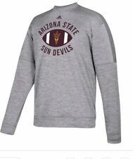 Men's adidas Arizona State Sun Devils The Gridiron Team Issue Crew Fleece. Xl
