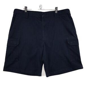 Cintas Comfort Flex Cargo Shorts Mend Size 40 Blue 35823793 370-20