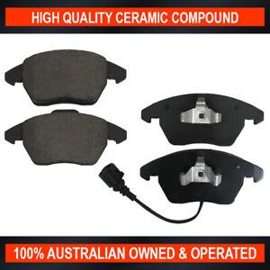 Premium Ceramic Front Brake Pads for Citroen C4 VTR Exclusive VTS C4 Picasso C5