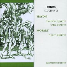 Quartetto Italiano - Haydn: Emperor and Lark Quart ** Free Shipping**