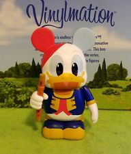 "Disney Vinylmation Park - 3"" Set 7 America on Parade Donald Duck Flute"