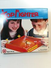Vintage Toy Box Top Fighter Board Game