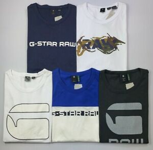 Men's G-Star Raw Cotton T-Shirt