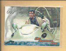 James Bond 007 Die Another Day  Promo card  fall 2002    P-1