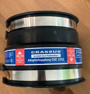 Crassus Adapterkupplung CRA12054