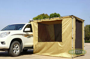 AWNING TENT Pro - Expedition / 2.0 x 2.0m / For Roll Out Awning / VC16NC0511T