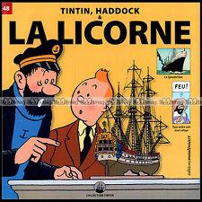 TINTIN, HADDOCK & LA LICORNE N°48 (Hergé) : LE SPEEDOL STAR, LES ORDRES CRIES