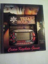 Texas Hold 'Em Casino Keychain Game