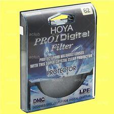 Genuine Hoya 62mm Pro1 D Pro 1 Digital Lens Protector Clear Filter Pro1D Pro 1D
