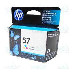 2021 Genuine HP 57 Color DeskJet F4135 F4140 F4180 450 5150 5550 (Retail Box)