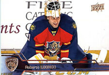 Upper Deck Series 1- NHL 2016-17 #83 Roberto Luongo  - Florida Panthers