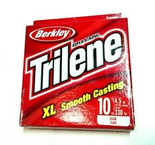 Berkley Trilene XL Smooth Casting 10LB 330YD Clear Fishing Line