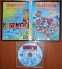 """D'artacan Dartacan, en """"Uno para todos y todos para uno"""" [DVD] en Castellano"""