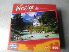 "Jigsaw Puzzle 500 Piece ""Ramau, Bavaria"""