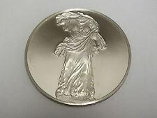 Franklin Mint Art Treasures of the Vatican Medal Niobide Charamonti