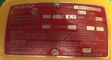 Phoenix Docklite Loading Light DLX-150N For Hazardous Locations