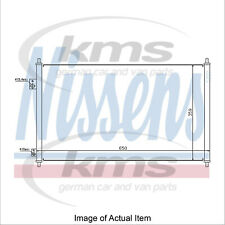 New Genuine NISSENS Air Conditioning Condenser 94771 Top Quality