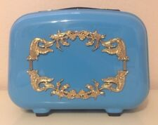 Anna Dello Russo AdR at h&m Beautycase Cosmetic Case Baroque Turquoise