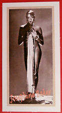 JOSEPHINE BAKER - Individual card #04 - Tribute Collectables