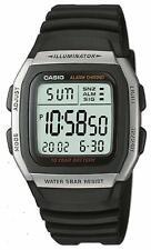 CASIO Digital Watch Black/Gray W-96H-1AJF Standard Men's JAPAN OFFICIAL IMPORT