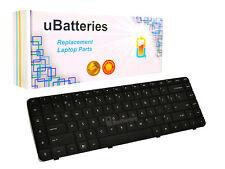 Laptop Keyboard HP Compaq 595199-001 613386-001 - Black