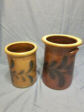 Maple City Pottery Crocks