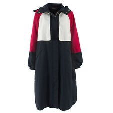 TOMMY HILFIGER Damen Mantel WW0WW20804443 Iggy Colourblock Peacoat   M (L)   f7f8c467f3