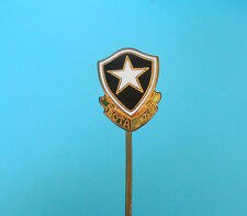 BOTAFOGO FR ( de Futebol e Regatas ) Brazil football soccer old enamel pin badge