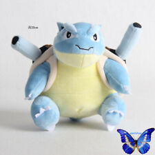 20CM Pokemon Pocket Monster Mega Blastoise Plush Animal Doll Soft Toy plaything