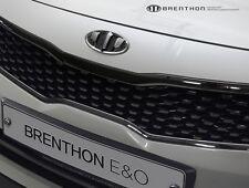 Brenthon Front Hood Rear Trunk Emblem Badge 2PC For 2016 2017+ Kia Optima K5