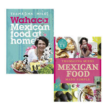 Thomasina Miers Collection 2 Books Set (Wahaca - Mexican Food at Home) New Pack