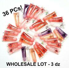 Starry Honey Fruit Flavored Lip Gloss Set - WHOLESALE LOT 3 dz (36 PCs)