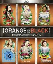 Orange is the new Black - 3 Staffel - 4 Blu Ray Box