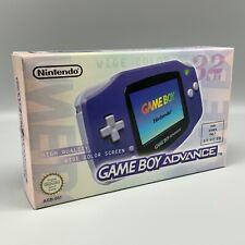 Console - GameBoy Advance - Korean - GBA - Nintendo Korea Game Boy NEW complete