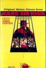 HANG EM HIGH Original Motion Picture Score Soundtrack CASSETTE TAPE RARE OOP