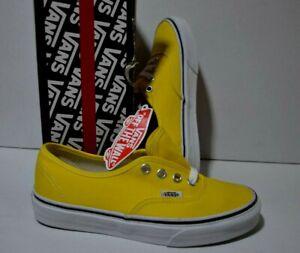 scarpe vans donna gialle