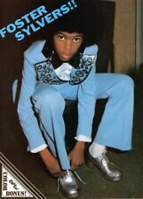 Right On Magazine 1977  Fred Berry Rerun Parliament The Sylvers Brothers Johnson