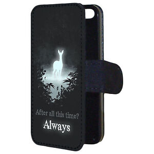 After All This Time Always Quote Flip Wallet Phone Case Cover