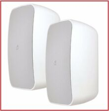 "2 Sonance MAG O6 Outdoor Speakers Pair 6 1/2"" 2-way Mariner 64 Equivalent Sonos"