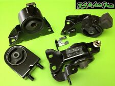 Mazda Protege 1.6L 99-01 Engine Motor Mount Set MT
