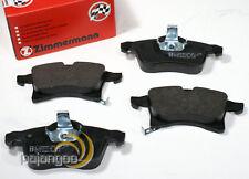 Opel Zafira B - Zimmermann Bremsbeläge Bremsklötze für vorne die Vorderachse