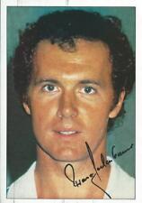 Bravo Autogrammkarte Franz Beckenbauer