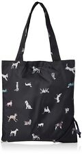 Joules Womens Pacabag Tote Blue (French Navy Dog)