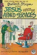 Jesus Meets the Armed Services (1970) FINE 1st Print Free Shipping!