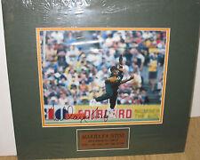 Makhaya Ntini (South Africa) signed ODI Bowling Photo 8x10 - matted/plaque/COA