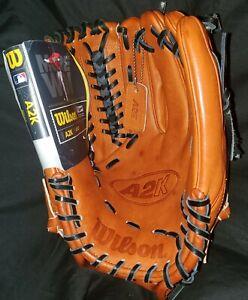 Wilson A2K SKU#887768592028 11.75 RHT Glove NWT