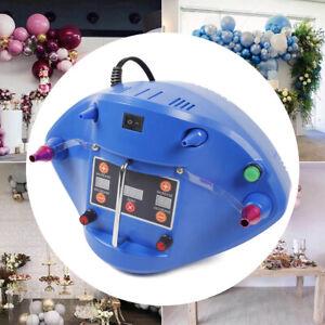 Matrimonio o Una Festa ETE ETMATE Portable Balloon Elettrico gonfiatore della Pompa Pallone dAria della Pompa di gonfiaggio Ventilatore Automatico Balloon Pompa Ventilatore per Il Compleanno
