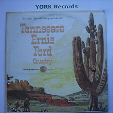 TENNESSEE ERNIE FORD - .... Country - Ex LP Record Longines Symphonette Society